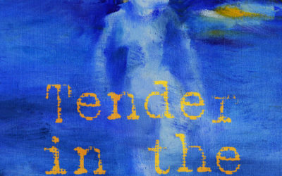 Brandon Pitts' Canadian Launch for TENDER IN THE AGE OF FURY, cover art by Jennifer Hosein