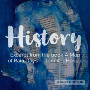 History — A Map of Rain Days