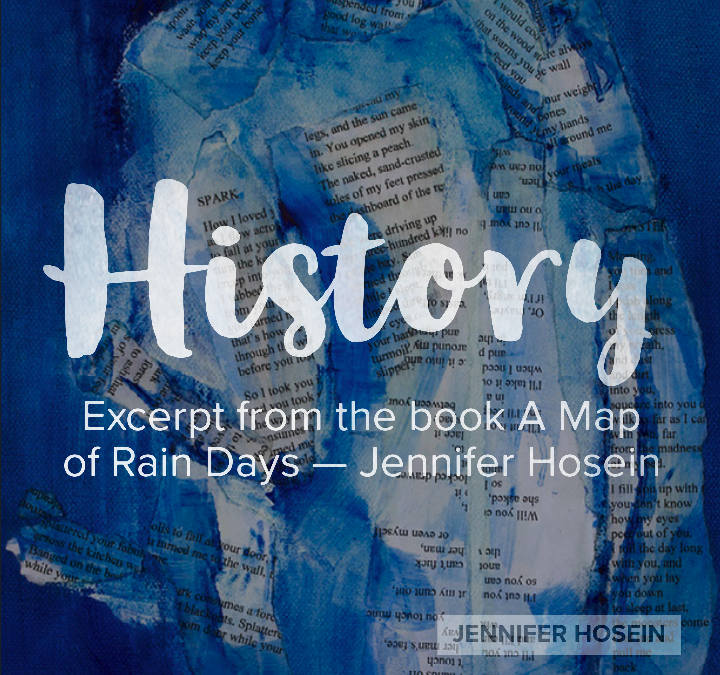 A Map of Rain Days – History