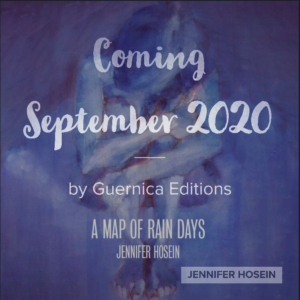 Coming September 2020 — A Map of Rain Days