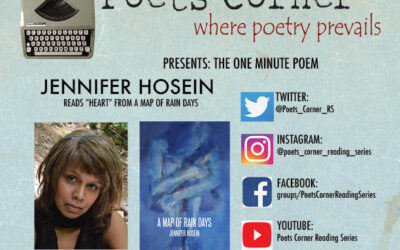 Poets Corner: One Minute Poem, February 26, 2021