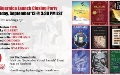Guernica Launch Closing Party, September, 2020