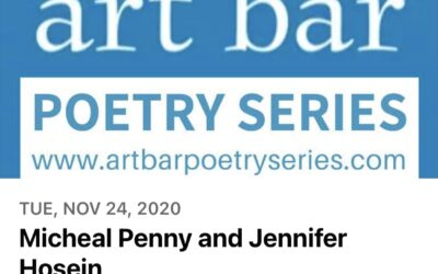The Art Bar, November 24, 2020